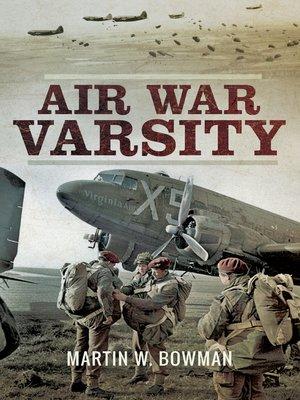 cover image of Air War Varsity