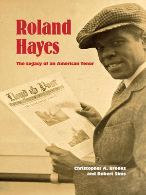 cover image of Roland Hayes