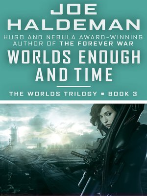 cover image of Worlds Enough and Time