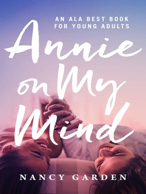 cover image of Annie on My Mind