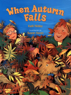 cover image of When Autumn Falls