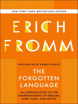 an introduction to the analysis of love by erich fromm Introduction interview closing fromm: well, i would say love is something everybody talks about erich fromm the erich fromm.