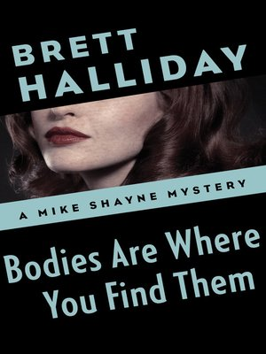 cover image of Bodies Are Where You Find Them