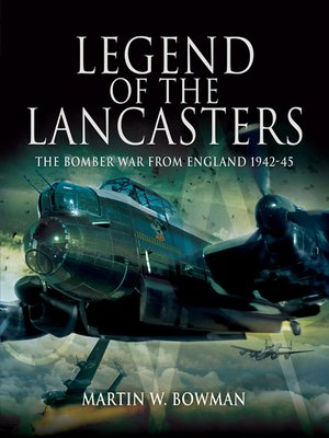 cover image of Legend of the Lancasters