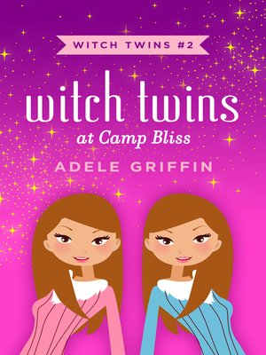 cover image of Witch Twins at Camp Bliss