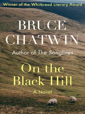cover image of On the Black Hill