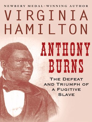 cover image of Anthony Burns