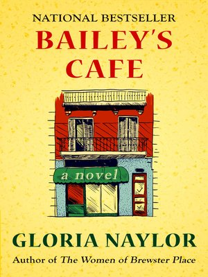 cover image of Bailey's Cafe