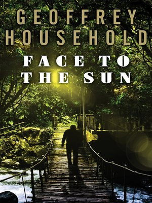 cover image of Face to the Sun