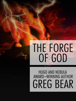 cover image of Forge of God