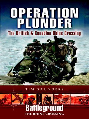 cover image of Operation Plunder