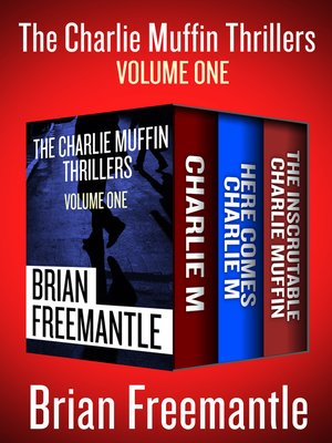 cover image of The Charlie Muffin Thrillers Volume One