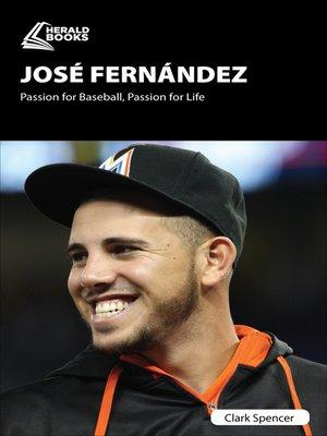 cover image of José Fernández