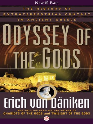cover image of Odyssey of the Gods