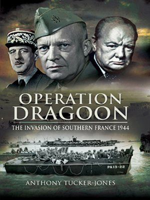 cover image of Operation Dragoon