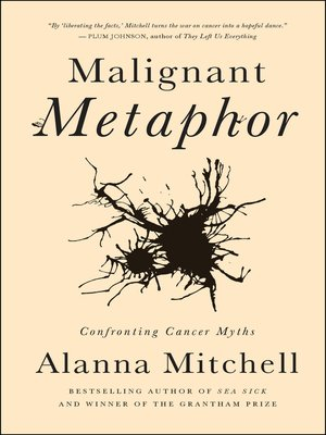 cover image of Malignant Metaphor