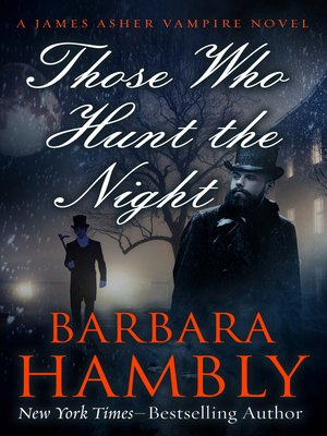 cover image of Those Who Hunt the Night