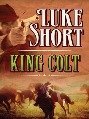 cover image of King Colt