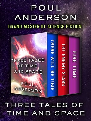 cover image of Three Tales of Time and Space