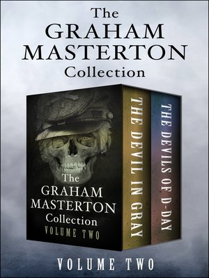 cover image of The Graham Masterton Collection Volume Two