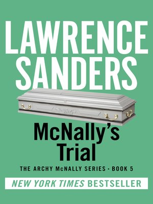 cover image of McNally's Trial