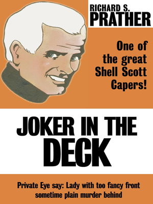 cover image of Joker in the Deck
