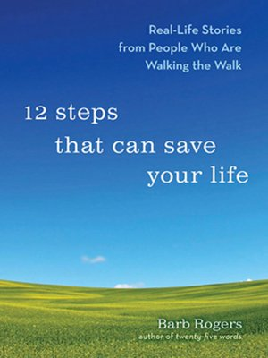 cover image of 12 Steps That Can Save Your Life
