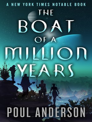 cover image of The Boat of a Million Years