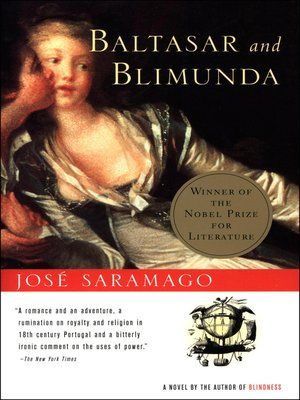 cover image of Baltasar and Blimunda