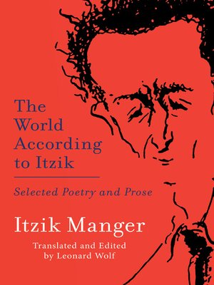 cover image of World According to Itzik