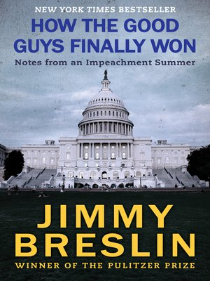 cover image of How the Good Guys Finally Won