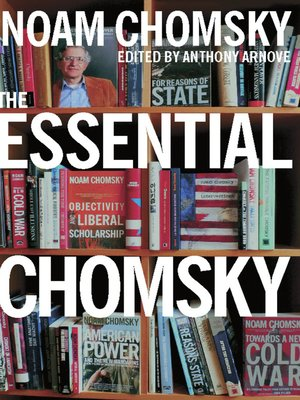 cover image of The Essential Chomsky