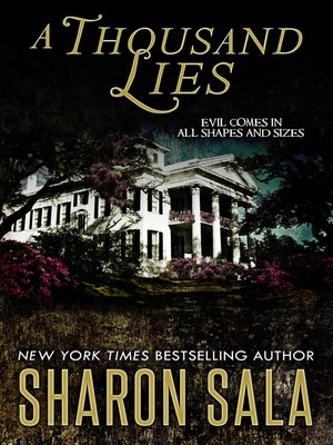cover image of A Thousand Lies