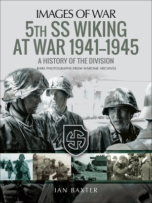 cover image of 5th SS Wiking at War, 1941–1945