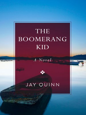 cover image of The Boomerang Kid