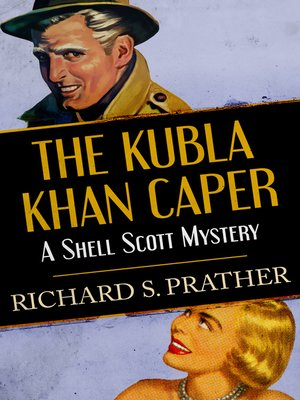 cover image of The Kubla Khan Caper