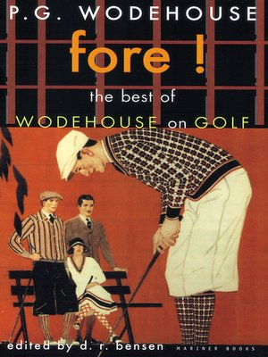 cover image of Fore!
