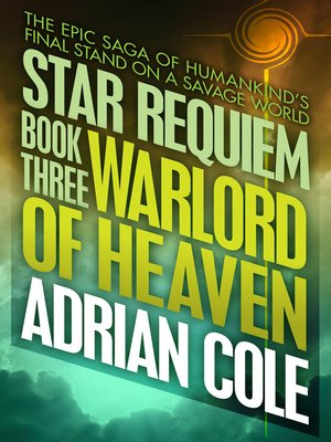 cover image of Warlord of Heaven