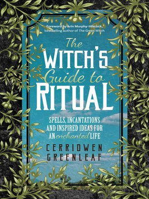 cover image of The Witch's Guide to Ritual