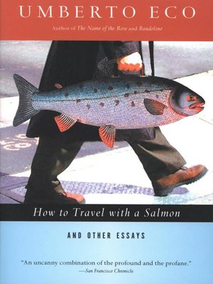 cover image of How to Travel with a Salmon