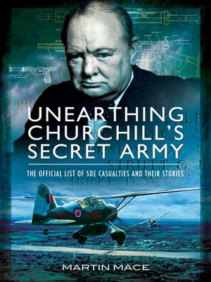 cover image of Unearthing Churchill's Secret Army