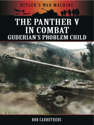 cover image of The Panther V in Combat