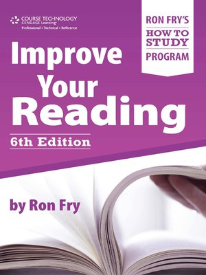 cover image of Improve Your Reading
