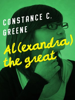 cover image of Al(exandra) the Great!