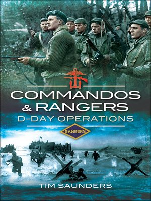 cover image of Commandos and Rangers