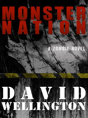 cover image of Monster Nation