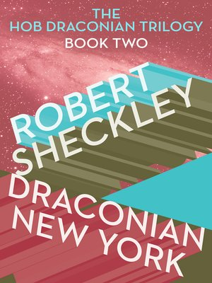 cover image of Draconian New York