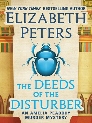cover image of The Deeds of the Disturber