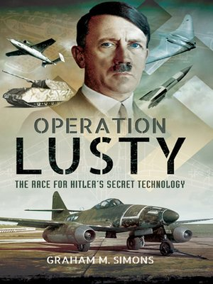 cover image of Operation Lusty