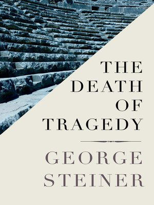 cover image of Death of Tragedy